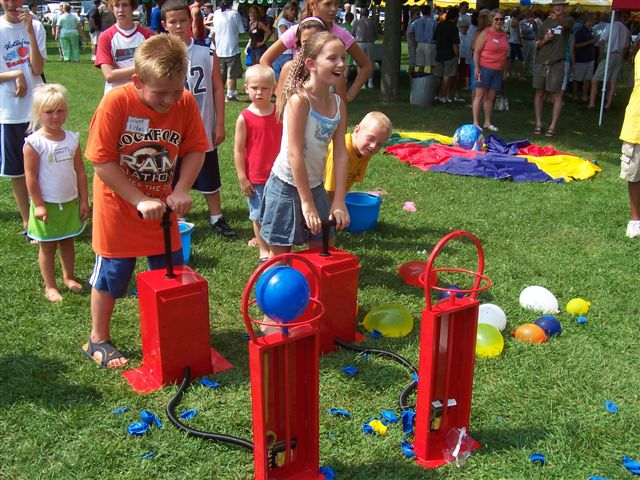 Carnival game prizes for schools