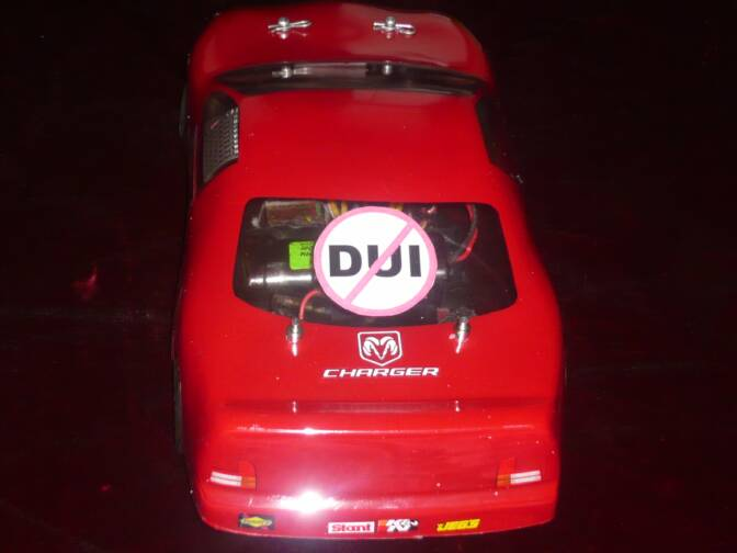 DUI RC car Michigan