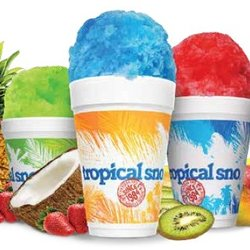 Tropical Sno Shave Ice 84 Flavors Made At Your Company